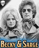 """Rebecca """"Becky"""" Landry & David """"Sarge"""" Bundy"""