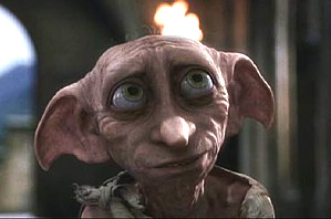 Dobby the house-elf